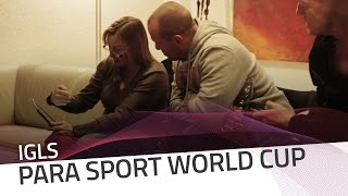 Igls | The crucial role of a Para-sport coach | IBSF Para-sport Official