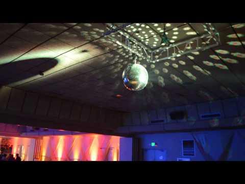 LED DJ Backdrop