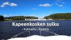 Keiteleen kanava 5/6 - Kapeenkoski - Paatela