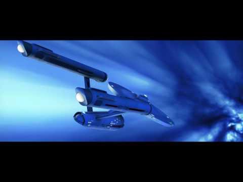 VFX Test: Hyperspace-Warp (Star Trek/Star Wars Mashup)