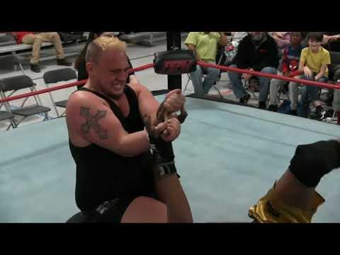 ALW INCEPTION FLASHBACK: TKO Ted Ireland Jr vs Jacob Ryan