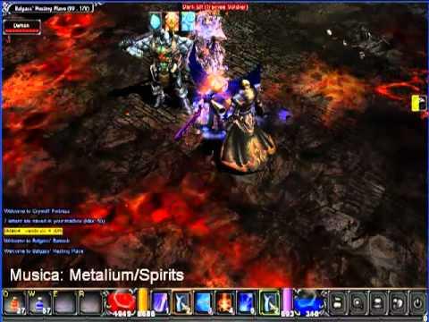 Mu online Quest lv 400 helheim