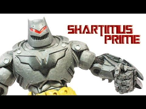 DC Collectibles Batman Thrasher Suit Greg Capullo DC Designer Series 2 Action Figure Review