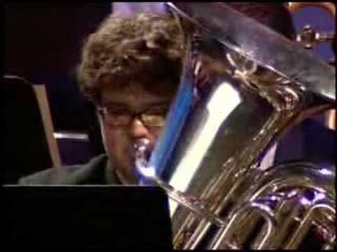 Gregson Tuba Concerto, 1st Movement - Gabriel Sears