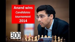 2018 Candidates build-up: Anand won in 2014!