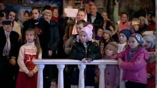 """Наша віра: """"Різдвяний передзвін"""" у Києво-Печерській лаврі"""