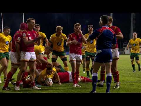 HIGHLIGHTS: Australia stun Wales with late try at U20s