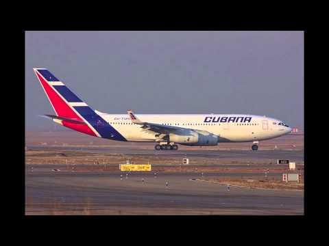 クバーナ航空の使用機材【2014年1月現在】 Cubana de Aviación