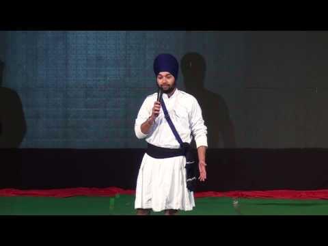 Best speech on GATKA by Simranjit Singh [State Coordinator Chandigarh Gatka Association [Regd.]
