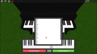 Ruth B-perso ragazzo Roblox Piano Tutorial