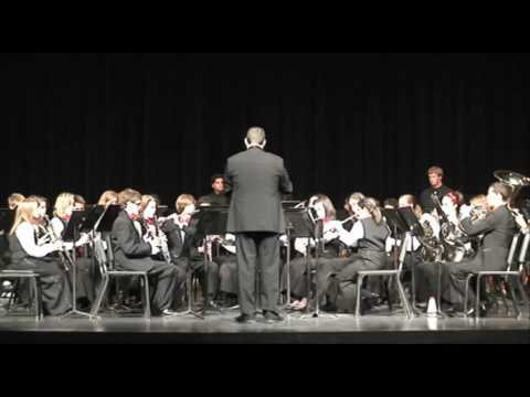 Phantom of the Opera Medley: LMHS Wind Ensemble