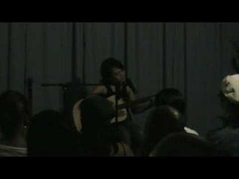 Crystal D. - Butterflies (Live)