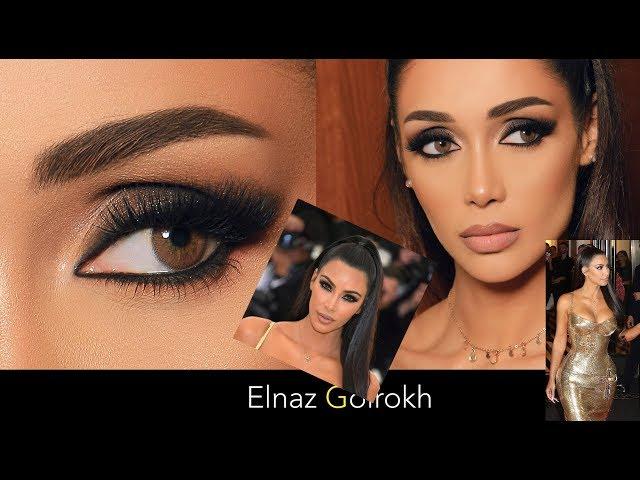 Kim Kardashian Met Gala 2018 Makeup Tutorial |????? ????? ??? ????????? ?? ?????????