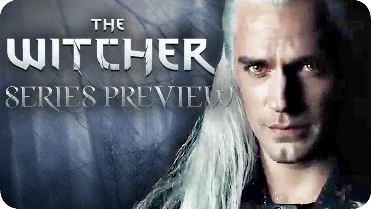 Witcher Serie Netflix