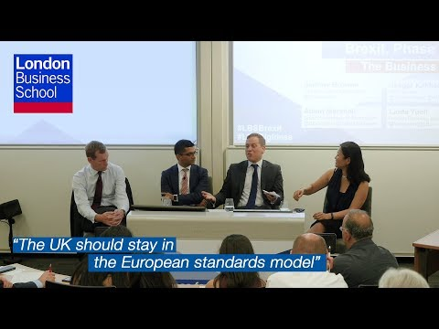 Industrial standards post-Brexit: what UK businesses are saying | London Business School