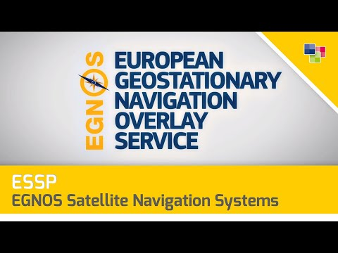 ESSP - EGNOS Satellite Navigation Systems