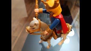 the brave knight .kids toys الفارس الملك العاب اطفال