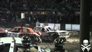 binbrook wreckfest modified demolition derby