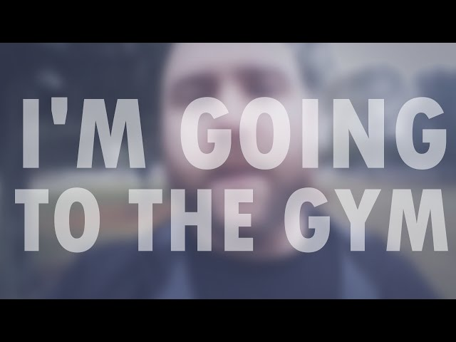 My Personal Weight Loss Journey   I'm Going To The Gym