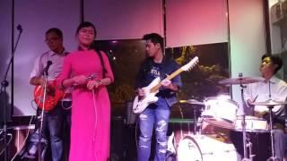 Mc Mỹ Tiên - Khúc Tình Nồng ( Buổi Offline của Hội Guitar quán Cà Phê Napoli 420 Hoàng Sa.Q.PN