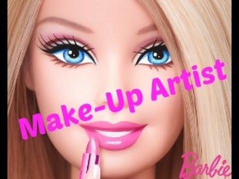 Barbie Make Up Spiele