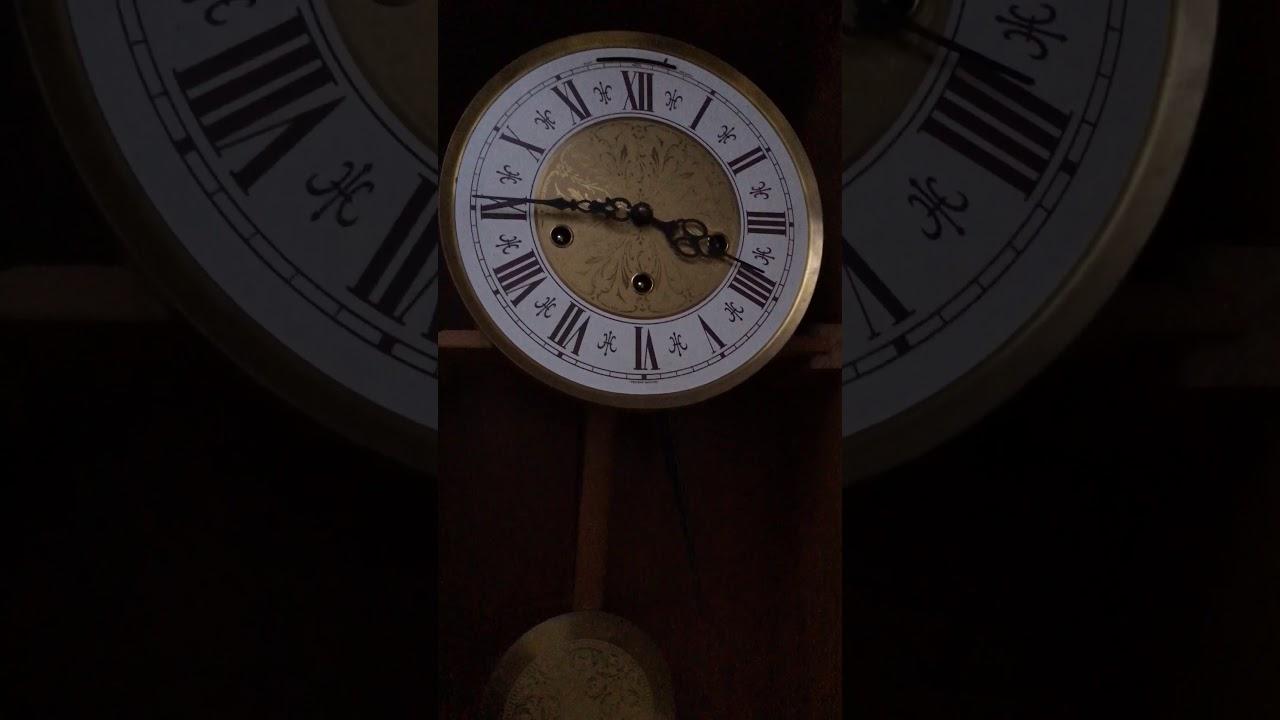 Kieninger Westminster Ave Maria Chiming Wall Clock