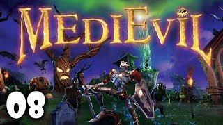 Król dyniowy #8 MediEvil PS4 | PL | Gameplay | Zagrajmy w