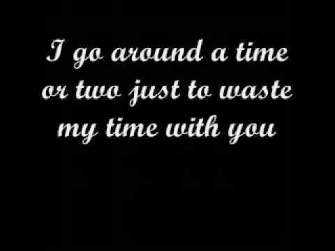 The all American Rejects-Dirty little secret (Lyrics)