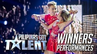 Winners Power Duo Performances! Pilipinas Got Talent Season 5 2016