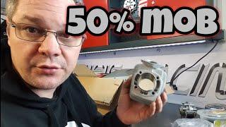 50% MOB
