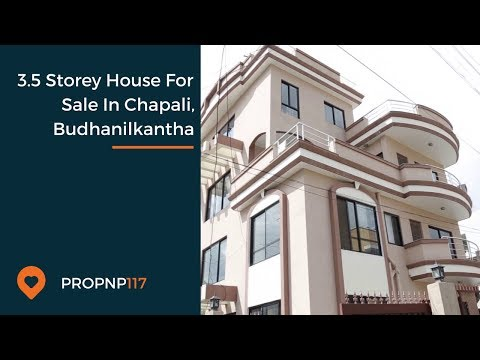 House For Sale Chapali Budhanilkantha Kathmandu (Real Estate Nepal)