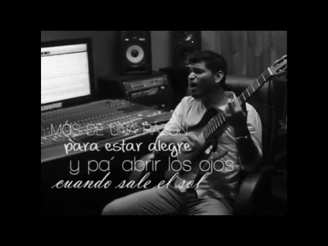 Making Seguiré Adelante - Jose Vicente (Video Lyric official)