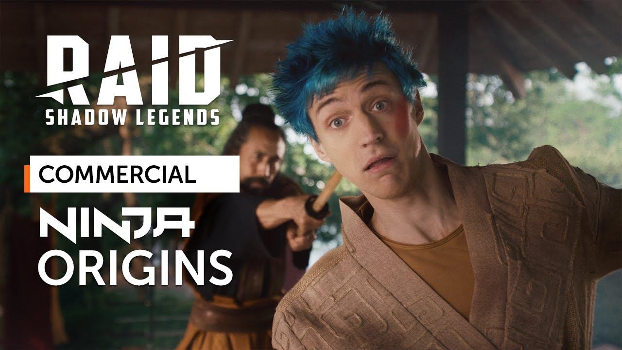 Download RAID: Shadow Legends | RAID x Ninja | Ninja Origins (Official Commercial)