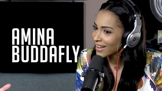 Amina Buddafly explains her screwed up relationship w/ Peter Gunz