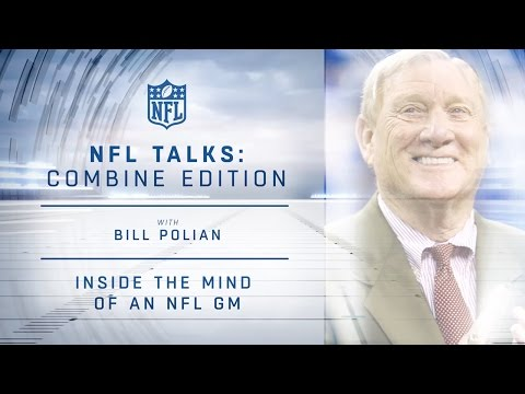 Bill Polian: Building a Franchise & Finding Your Peyton Manning  | NFL Talks: Combine Edition