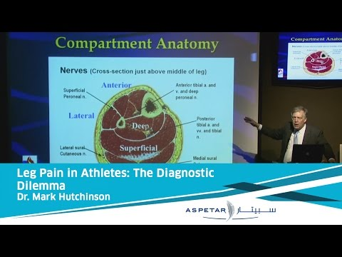 Leg Pain in Athletes: The Diagnostic Dilemma | Dr. Mark Hutchinson