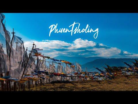 Phuentsholing - Gateway of Bhutan || Travel FILM || Nikon D750 || GoPro