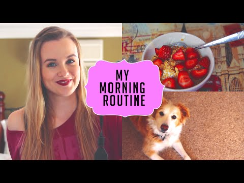 My Morning Routine - Day Off!
