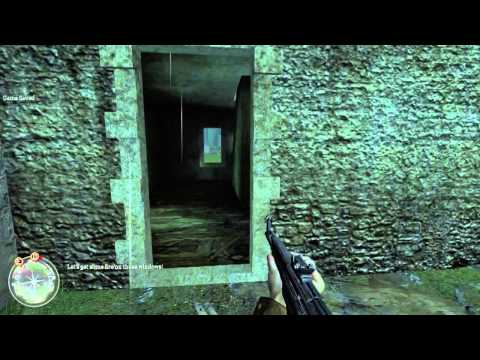 """Call of Duty 2: The Battle For Caen - """"The Tiger"""" 