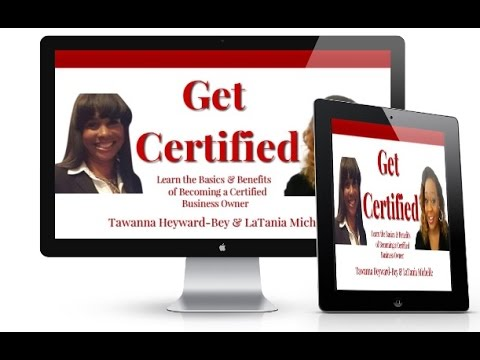 Wbe And Mbe Certification Basics And Benefits Youtube