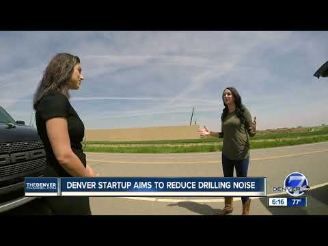 Denver startup is taking the noise out of oil and gas production