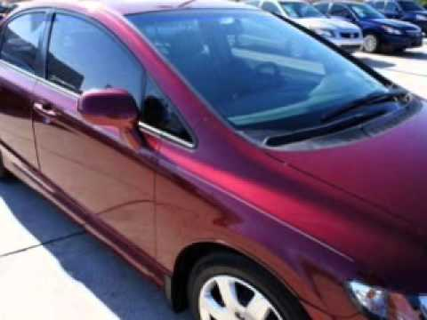 Awesome 2009 Honda Civic   Tulsa OK