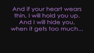 Beside You- Marianas Trench (lyrics)