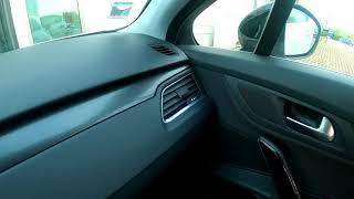 Interior frente Peugeot 508