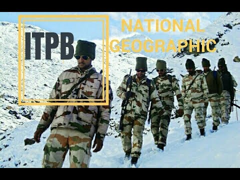 ITBP OFFICIAL VIDEO || indo tibat border police history.