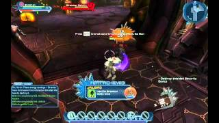 Quick Look: DC Universe Online (Video Game Video Review)