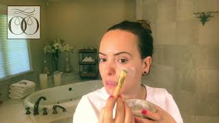 מסכת צנון להבהרת עור הפנים radishes face mask