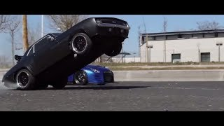 Fast & Furious in Real Insane sports car driving and drifting awesome stunts with Airplane In DUBAI thumbnail