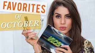 October Favorites 2014 Thumbnail