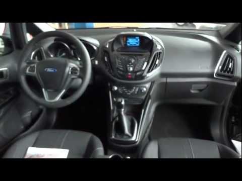 new Ford B-MAX 2013 Titanium